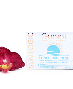 515010-247x300 Guinot Sun logic Longue Vie Soleil - Youth Cream Before and After Sun - Face 50ml