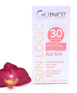 515050-247x300 Guinot Sun logic Age Sun - Anti-Aging Sun Cream Face SPF30 50ml