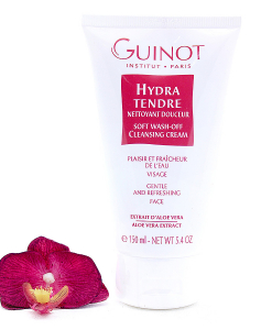 540094-247x300 Guinot Hydra Tendre - Soft Wash-Off Cleansing Cream 150ml