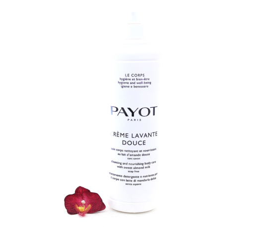 65090647-510x459 Payot Le Corps Creme Lavante Douce - Cleansing & Nourishing Body Care 1000ml
