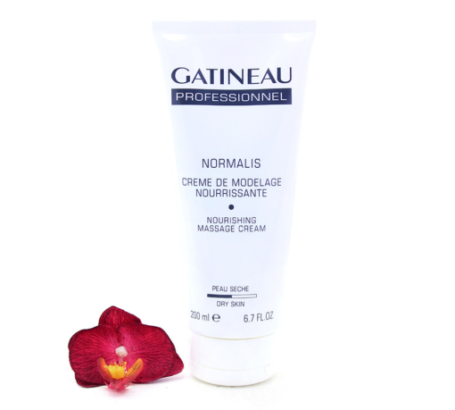 7209733000-510x459 Gatineau Normalis Nourishing Massage Cream 200ml