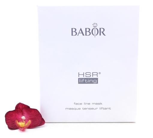 894899-510x459 Babor HSR Lifting Face Line Mask 10 pieces