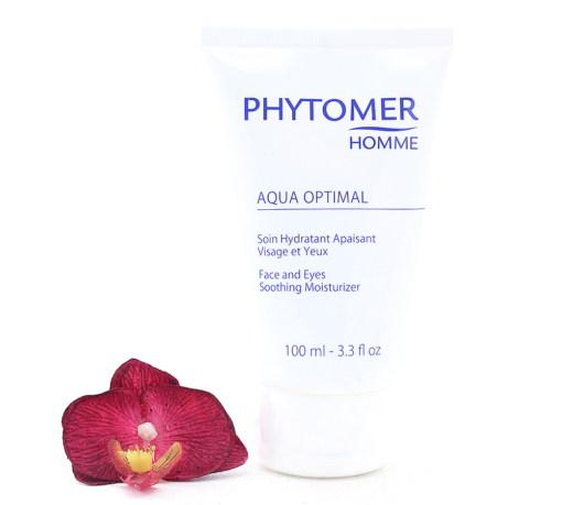 PFSVP846-510x459 Phytomer Aqua Optimal Face and Eyes Soothing Moisturizer 100ml