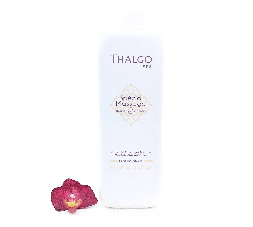 KT17016 Thalgo SPA Special Massage - Neutral Massage Oil 1000ml