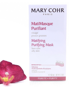 860600-247x300 Mary Cohr Matifying Purifying Mask For Oily Skin 50ml