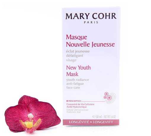 891610-510x459 Mary Cohr Longevity New Youth Mask - Face Care 50ml