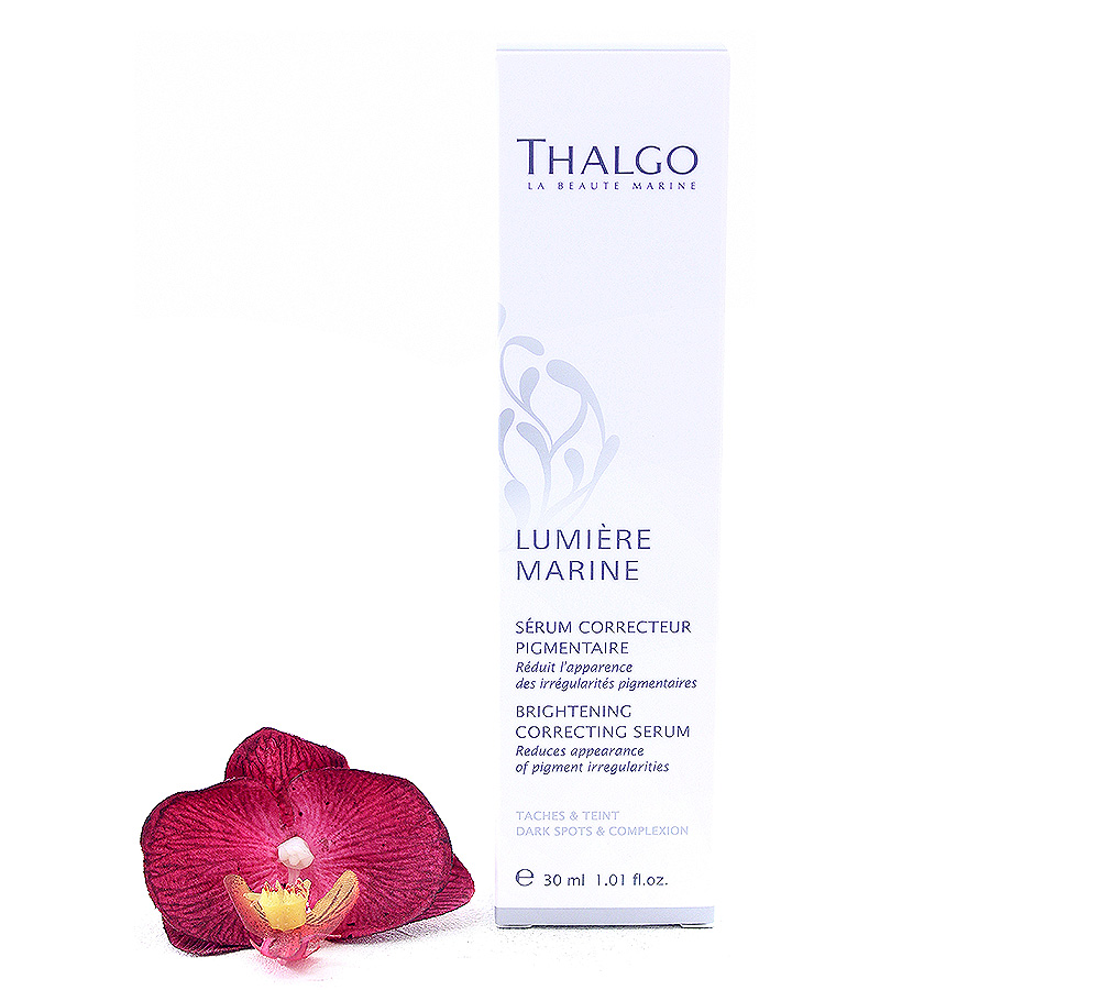 VT18017 Thalgo Lumiere Marine - Brightening Correcting Serum 30ml