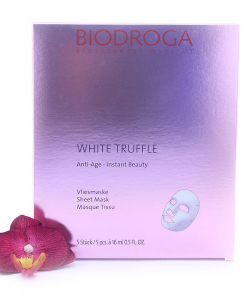 45401_2-247x300 Biodroga White Truffle Anti-Age Instant Beauty Sheet Mask 5x16ml