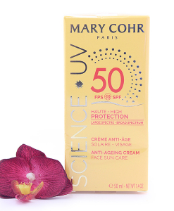 893870-247x300 Mary Cohr Science UV Anti-Ageing Cream - High Protection Face Sun Care SPF50 50ml