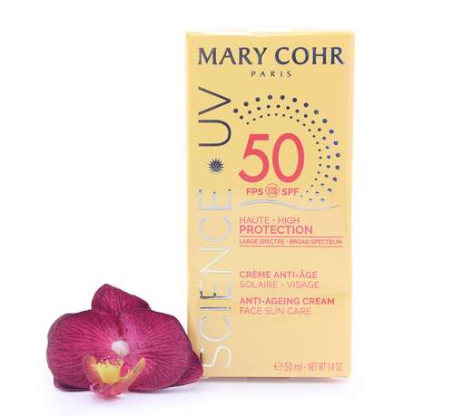 893870-510x459 Mary Cohr Science UV Anti-Ageing Cream - High Protection Face Sun Care SPF50 50ml