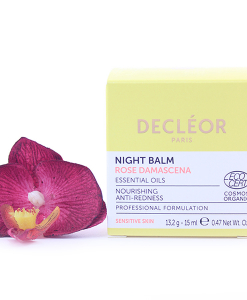 971219-247x300 Decleor Rose Damascena Night Balm 15ml
