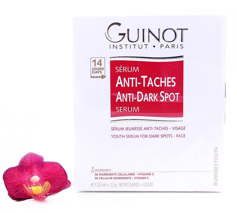 26501551 Guinot Anti Taches - Anti Dark Spots Serum 23.5ml + 1.5g