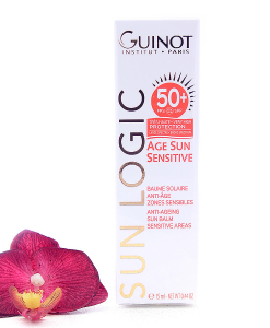 26517201-247x300 Guinot Sun Logic Age Sun Sensitive - Anti-Ageing Sun Balm SPF50+ 15ml