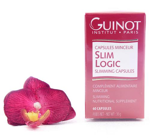 26530000-510x459 Guinot Slim Logic - Slimming Nutritional Supplement 60 Capsules