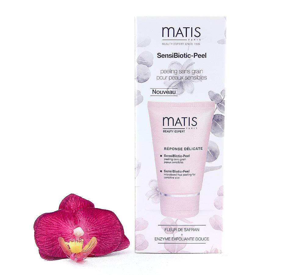 38372 Matis Reponse Delicate - SensiBiotic Peel For Sensitive Skin 50ml