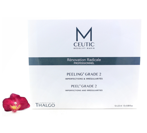 KT17021-510x459 Thalgo M-Ceutic Peel Box Grade 2 12x2.5ml