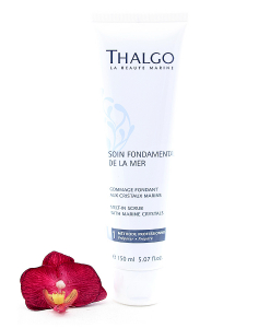 KT18006-247x300 Thalgo Soin Fondamental De La Mer - Melt-In Scrub With Marine Crystals 150ml