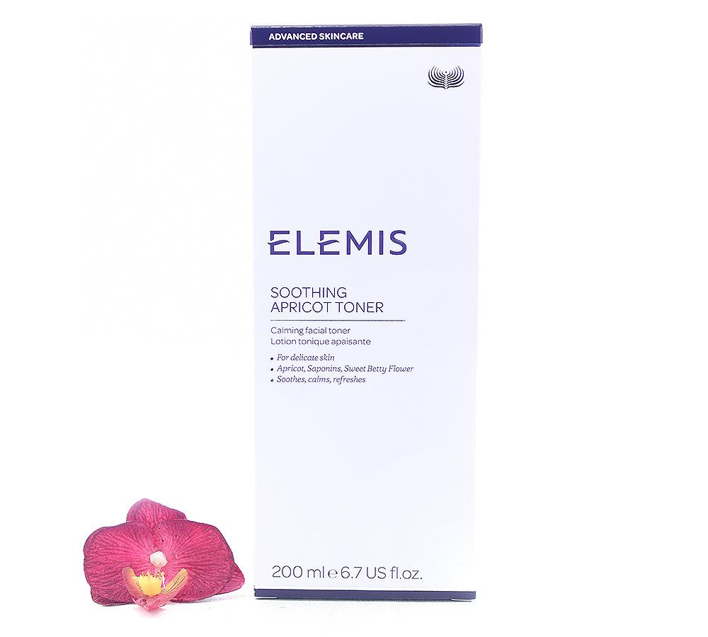 EL00228 Elemis Soothing Apricot Toner - Calming Facial Toner 200ml