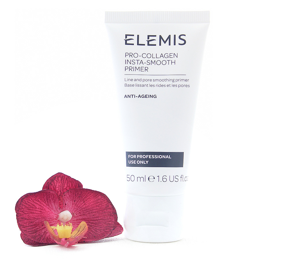 EL51086 Elemis Pro-Collagen Insta-Smooth Primer - Line And Pore Smoothing Primer 50ml