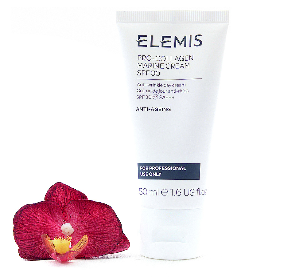 EL51140 Elemis Pro-Collagen Marine Cream SPF30 - Anti-Wrinkle Day Cream 50ml