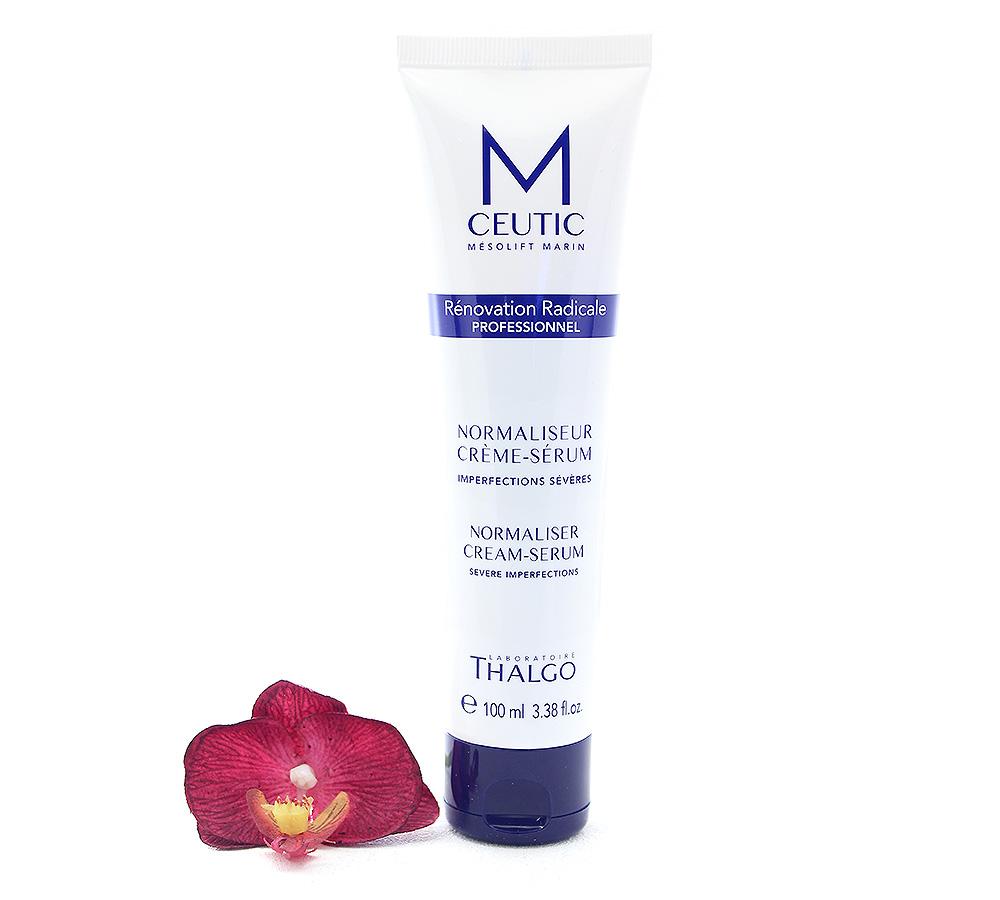 KT16031 Thalgo M-Ceutic Normaliseur Crème-Sérum 100ml
