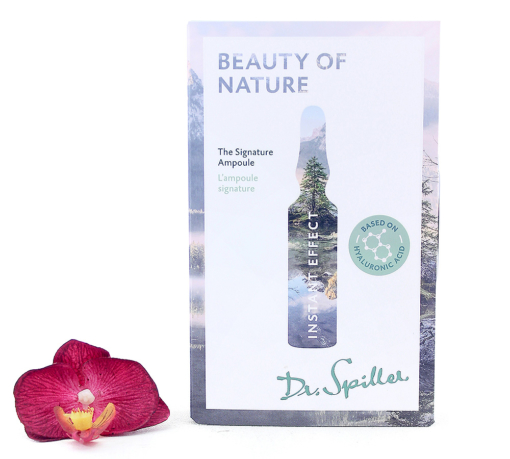 120140-510x459 Dr. Spiller Instant Effect Beauty of Nature - The Signature Ampoule 7x2ml