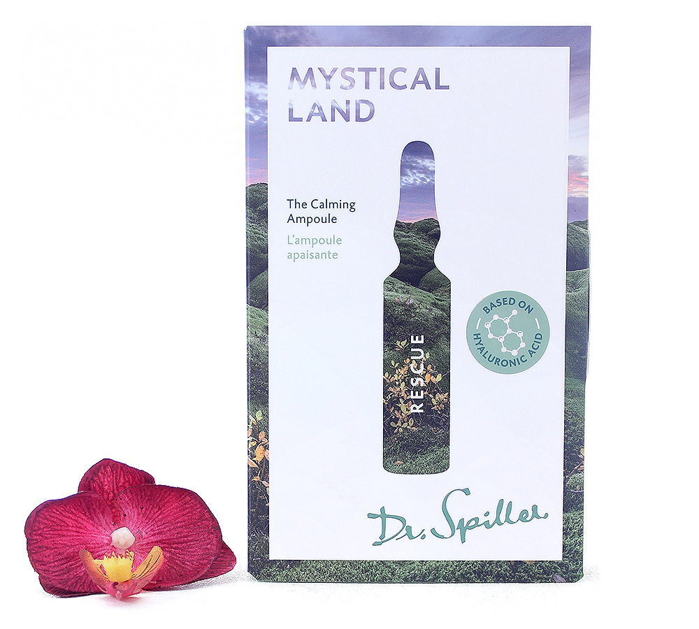 120149 Dr. Spiller Rescue - Mystical Land The Calming Ampoule 7x2ml