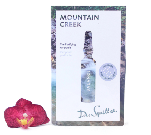 120150-510x459 Dr. Spiller Balance - Mountain Creek The Purifying Ampoule 7x2ml