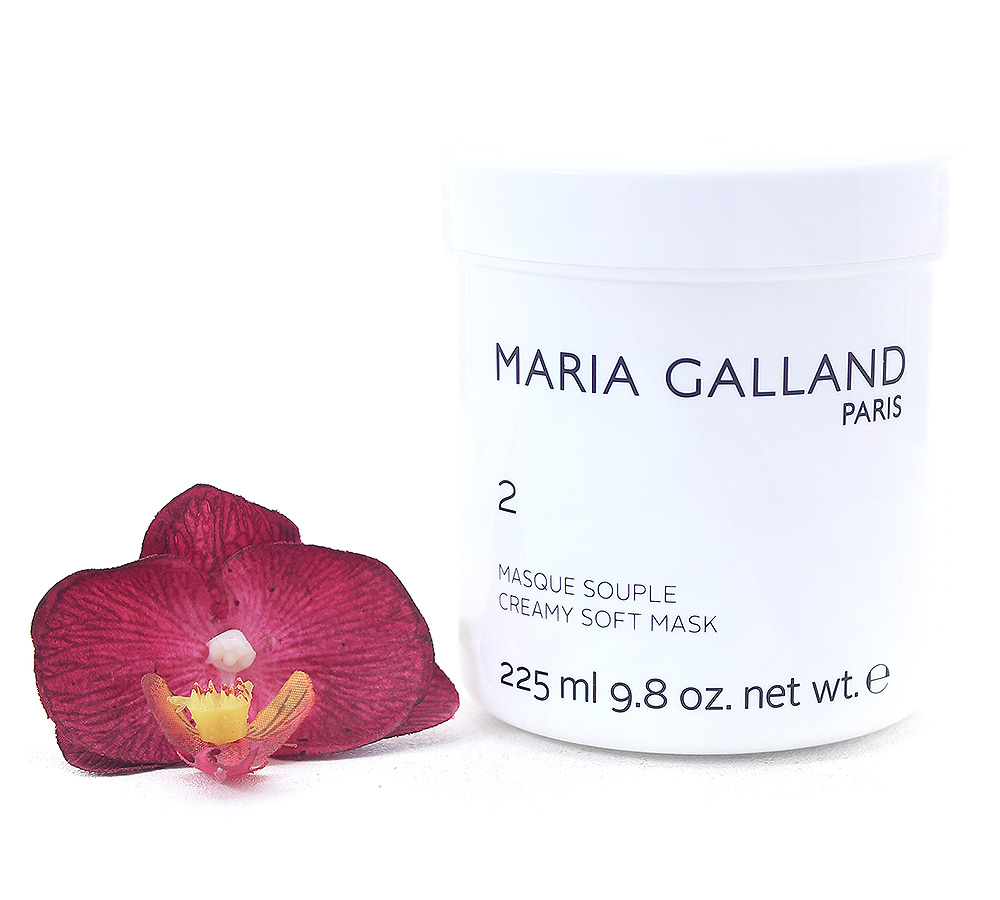 19070300 Maria Galland Masque Souple 2 - Creamy Soft Mask 225ml