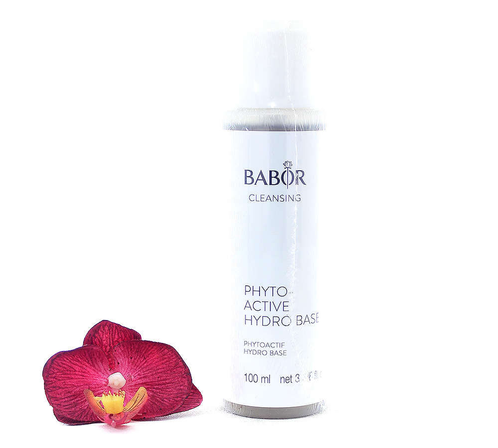 411992 Babor Cleansing Phytoactive Hydro Base 100ml