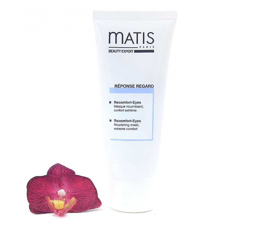 59549 Matis Reponse Regard - Recomfort Eyes Nourishing Mask 100ml