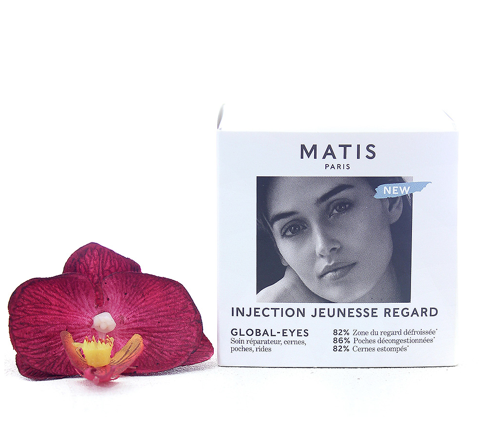A0110051 Matis Injection Jeunesse Regard - Global Eyes 15ml