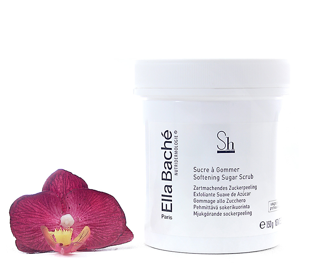 KE15038 Ella Bache Nutridermologie - Softening Sugar Scrub 150g