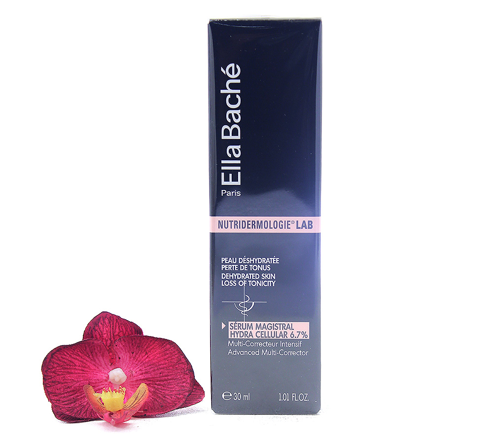 VE16028 Ella Bache Nutridermologie LAB - Magistral Serum Hydra Cellular 6,7% 30ml