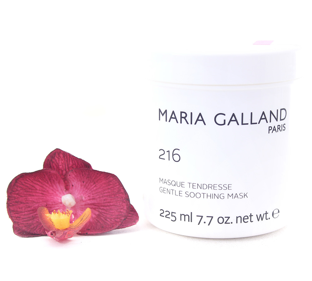 19001152 Maria Galland 216 Gentle Soothing Mask 225ml