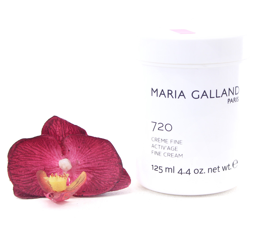 19001354 Maria Galland 720 Activ Age - Fine Cream 125ml