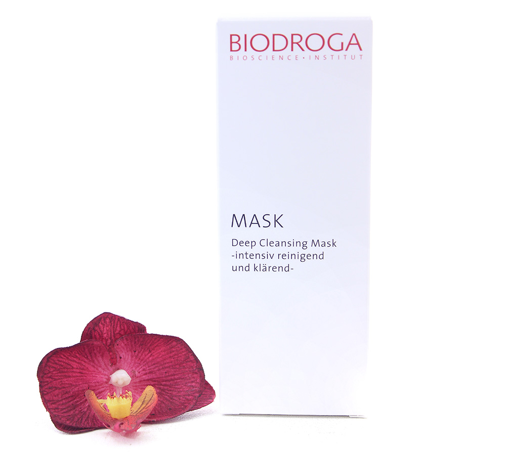 43931 Biodroga Mask - Deep Cleansing Mask Intense Cleansing And Clarifying Effect 50ml