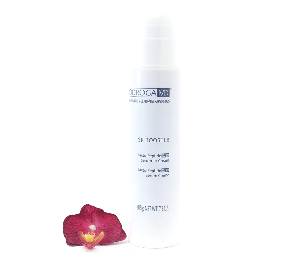 43948 Biodroga MD SK Booster - Lacto-Peptide 8/10 Serum In Cream 200ml