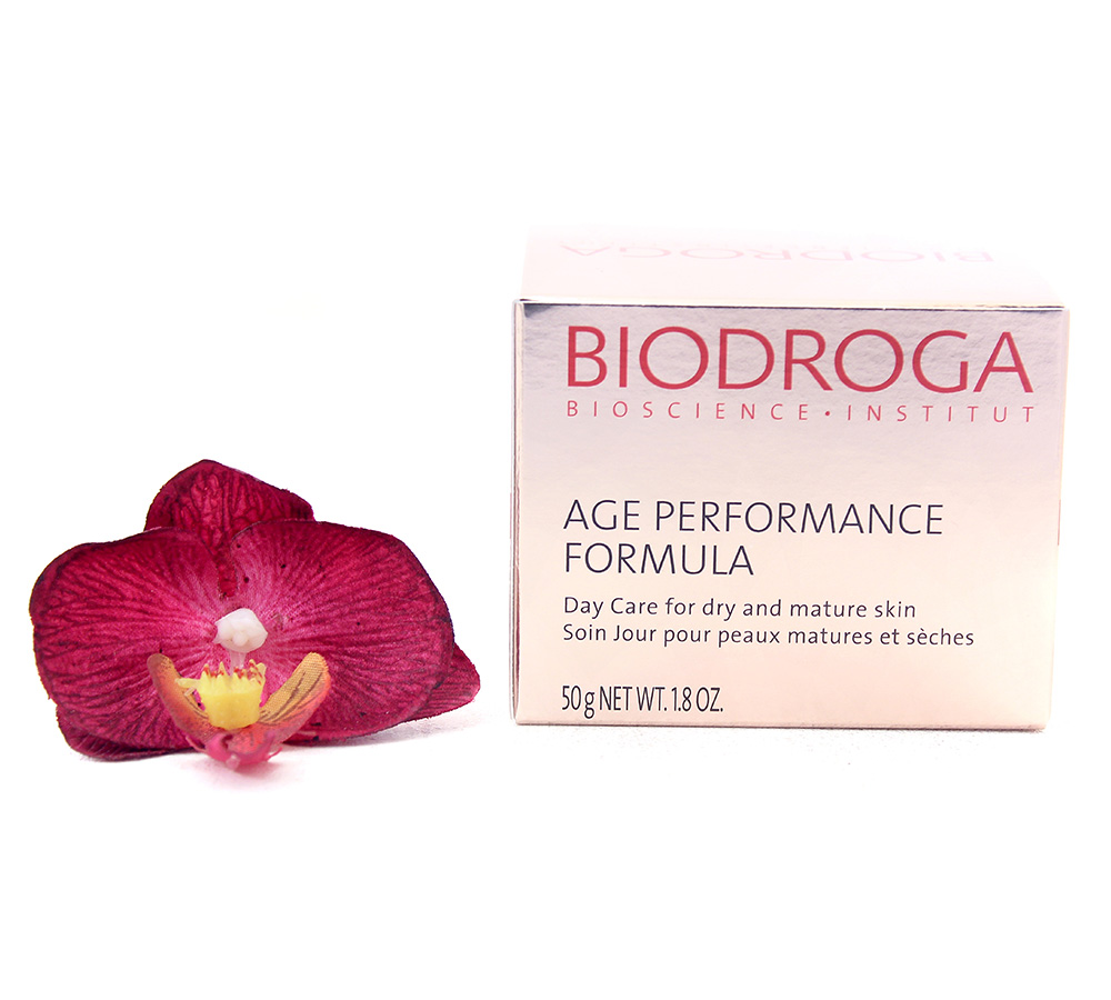 44046 Biodroga Age Performance Formula - Day Care For Dry Skin 50ml