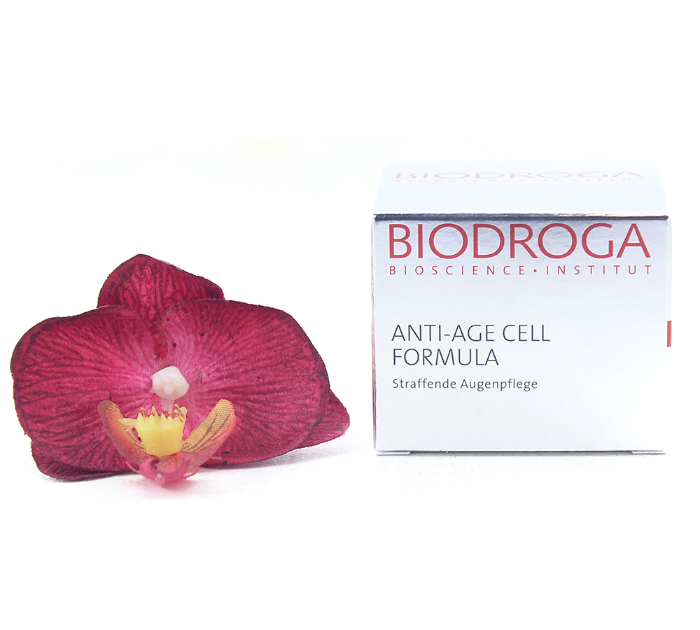 45606 Biodroga Anti Age Cell Formula Eye Care 15ml