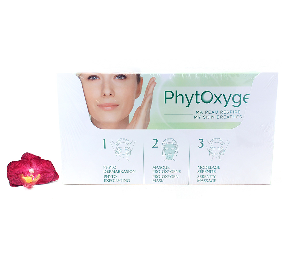 792520 Mary Cohr Soin Phytoxygene Treatement Set