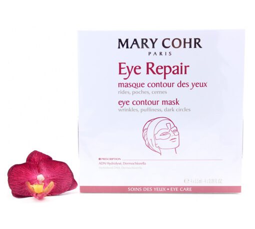 892870-510x459 Mary Cohr Eye Repair - Eye Contour Mask 4x5.5ml