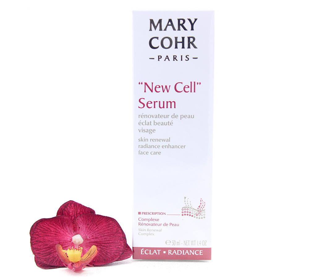 894240 Mary Cohr New Cell Serum - Skin Renewal Face Care 50ml