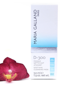 19001201-247x296 Maria Galland D-300 Soothing Cleansing Mask 50ml