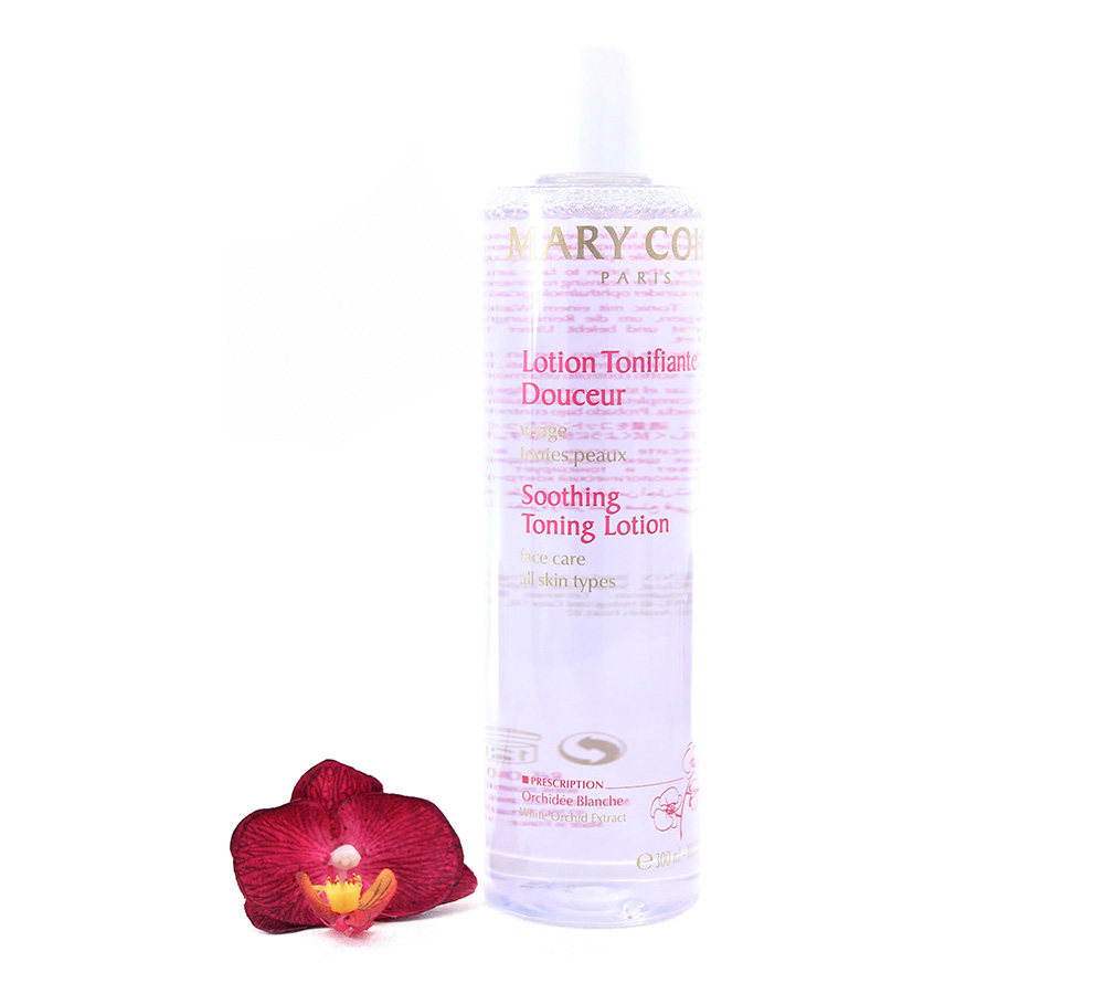 894320 Mary Cohr Lotion Tonifiante Douceur - Soothing Toning Lotion 300ml