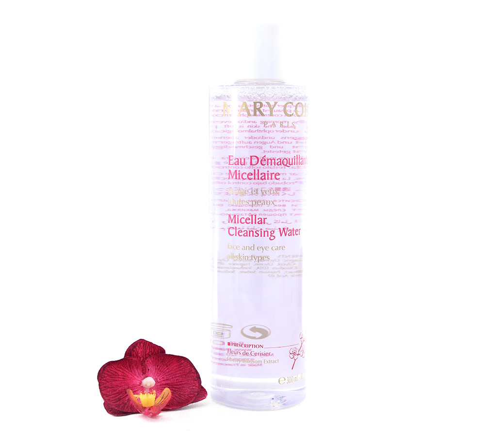 894330 Mary Cohr Eau Demaquillante Micellaire - Micellar Cleansing Water 300ml