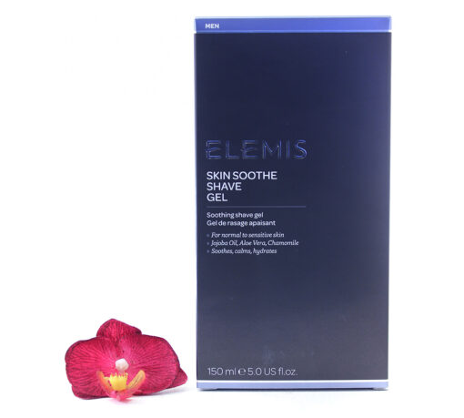 EL00214-510x459 Elemis Men - Skin Soothe Shave Gel 150ml