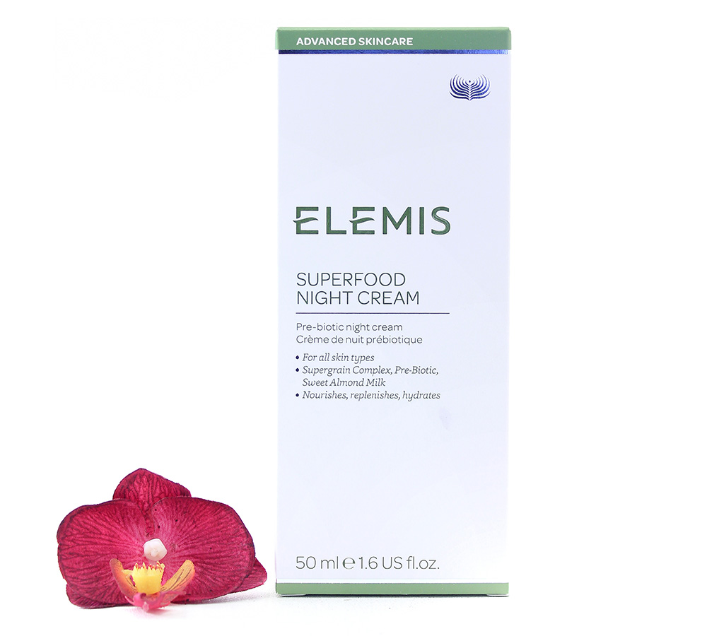 EL50137 Elemis Advanced Skincare - Superfood Night Cream 50ml
