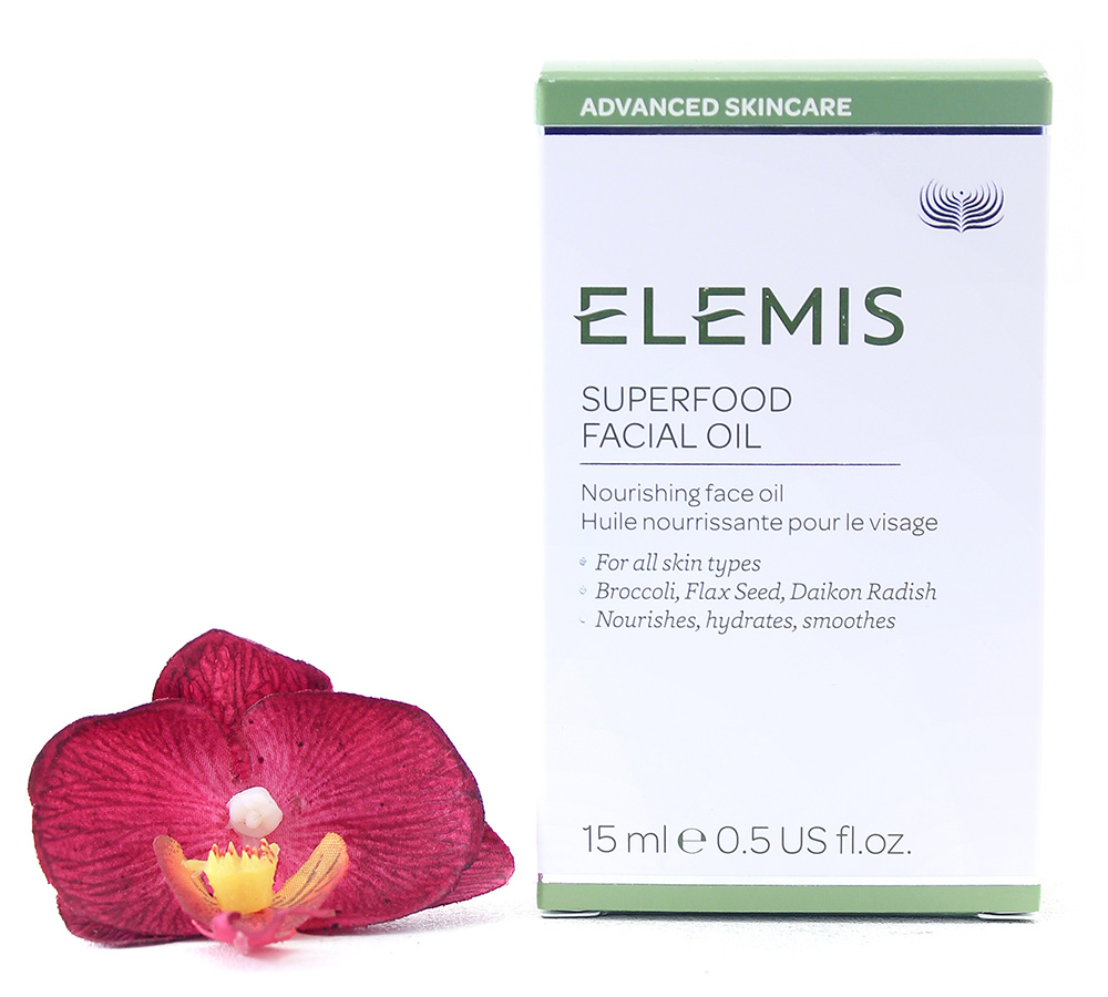 EL50161-1 Elemis Superfood Nourishing Facial Oil 15ml