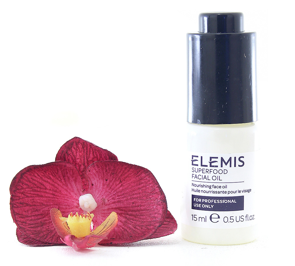 EL50161 Elemis Superfood Nourishing Facial Oil 15ml